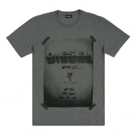 T-Diego-HN T-Shirt Black
