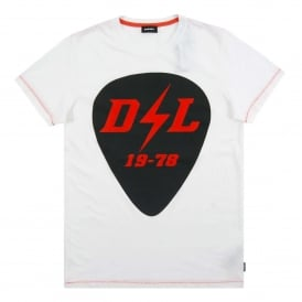 T-Diego-RB T-Shirt White
