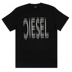fd833117 T-Diego-WM T-Shirt Black