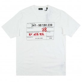 T-Just-W2 T-Shirt White