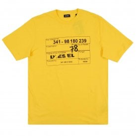 T-Just-W2 T-Shirt Yellow