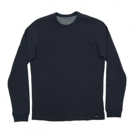 T-Raf Dot Sweat Navy