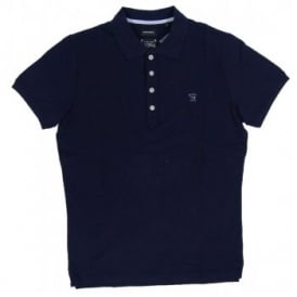 T-Yahei Polo Navy