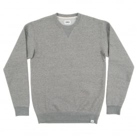 Classic Crew Sweat Mouline Grey