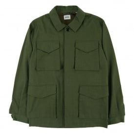 Corporal Jacket Cotton Ripstop Military Green