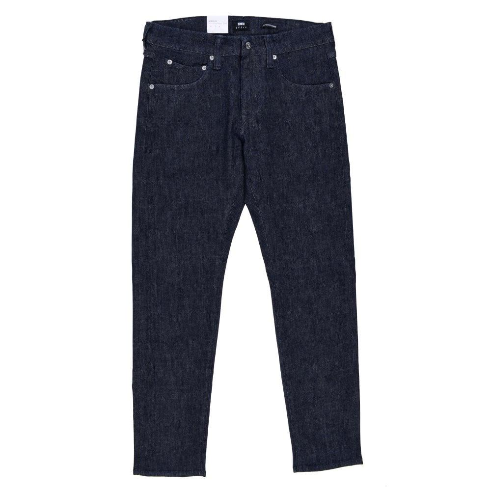 Edwin ED-55 Jeans CS Yuuki Blue Takeo 12.8oz - Mens