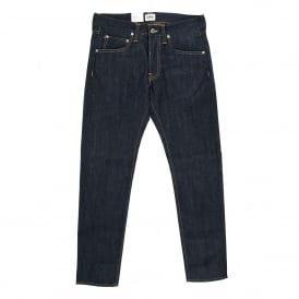 ED-55 Jeans 63 Rainbow Selvedge Unwashed 12.8oz