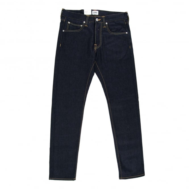 Edwin ED-55 Jeans Deep Blue Unwashed 11.8oz