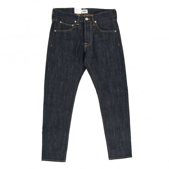 Edwin ED-55 Jeans Granite Unwashed 13.5oz