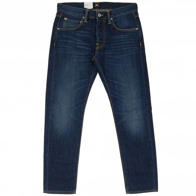 Edwin ED-55 Jeans Kingston Blue Mid Coal 12oz