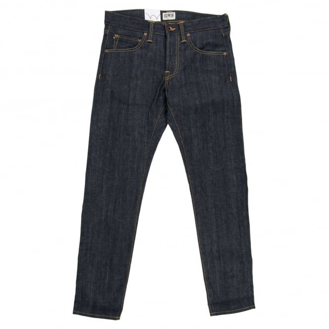 Edwin ED-55 Jeans Red Selvedge Raw 14oz