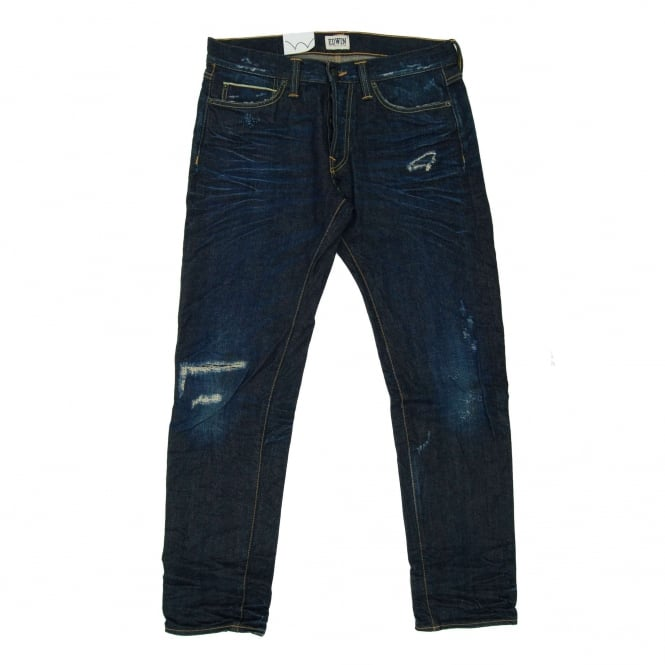 Edwin ED-75 Jeans 63 Rainbow Selvedge HR8 12.8oz