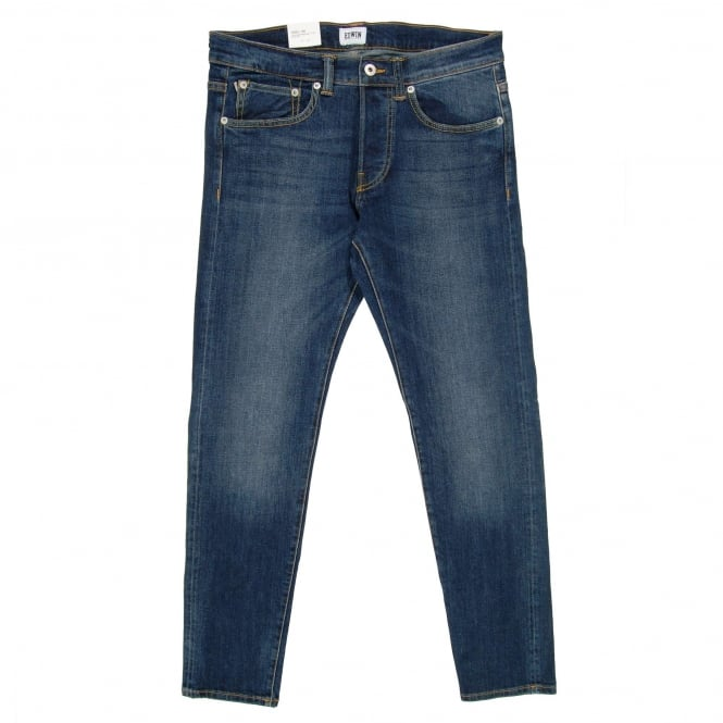 Edwin ED-80 Jeans CS Red Listed Selvedge Blast Wash 10.5oz
