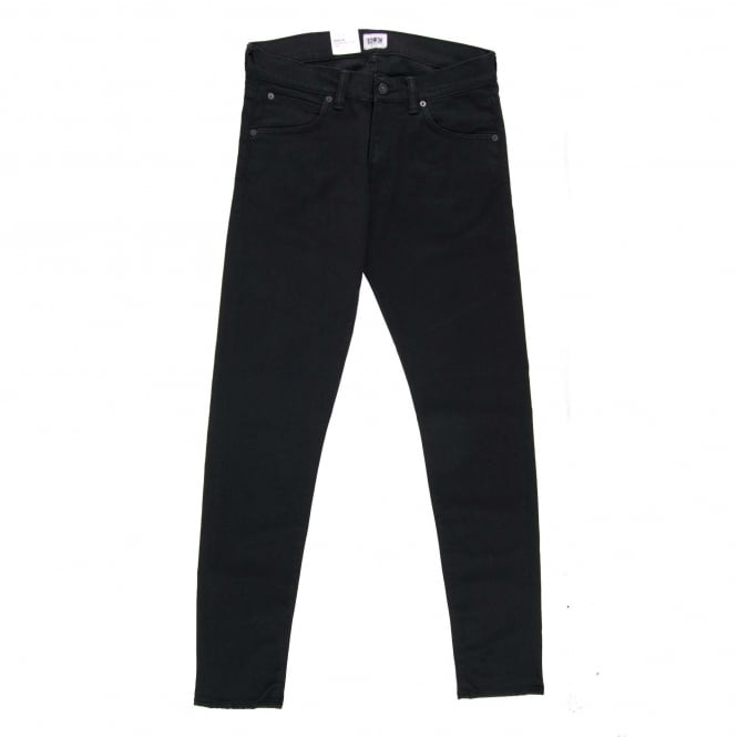 Edwin ED-85 Jeans CS Ink Black Rinsed 11.5oz