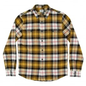 Labour Shirt Mustard Flannel Check