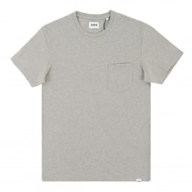 Pocket T-Shirt Grey Marl