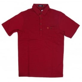 Barney Polo Poppy Red