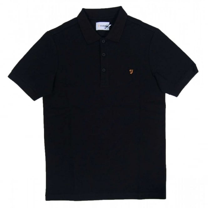 Farah Blaney Polo Black