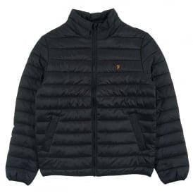 Bosworth Quilt Jacket Black