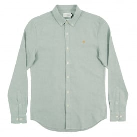 Brewer Oxford Shirt Emerald