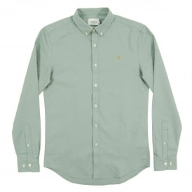 Brewer Oxford Shirt Marine