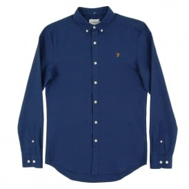 Brewer Oxford Shirt Regatta Blue