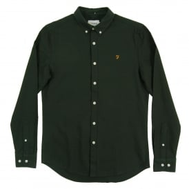 Brewer Oxford Shirt Woodland Pine