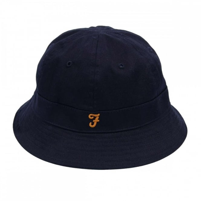 Farah Charter Hat True Navy - Mens Clothing from Attic Clothing UK 1142f1a4f69