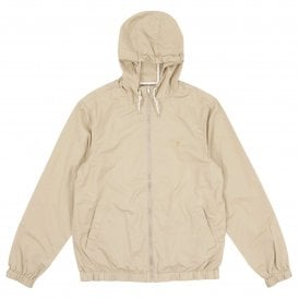 Clacton Hooded Jacket Light Sand