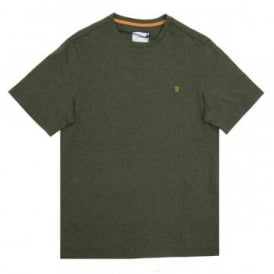 Denny Marl T-Shirt Evergreen