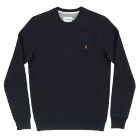 Hammersmith Jumper True Navy Marl