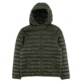 Kyloe Padded Jacket Evergreen