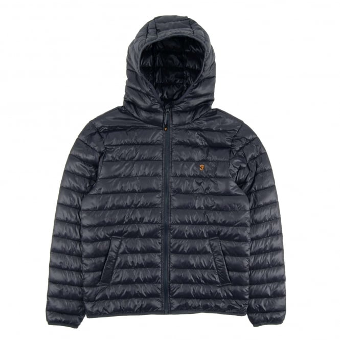 Farah Kyloe Padded Jacket True Navy