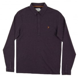 Merriweather LS Polo Fig