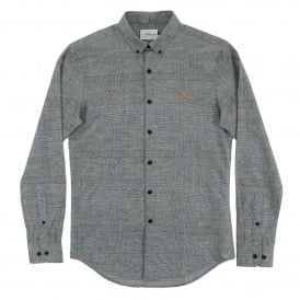 Outwell Check Shirt Black