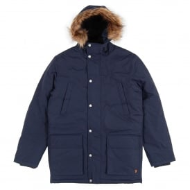 Pembridge Parka Jacket True Navy