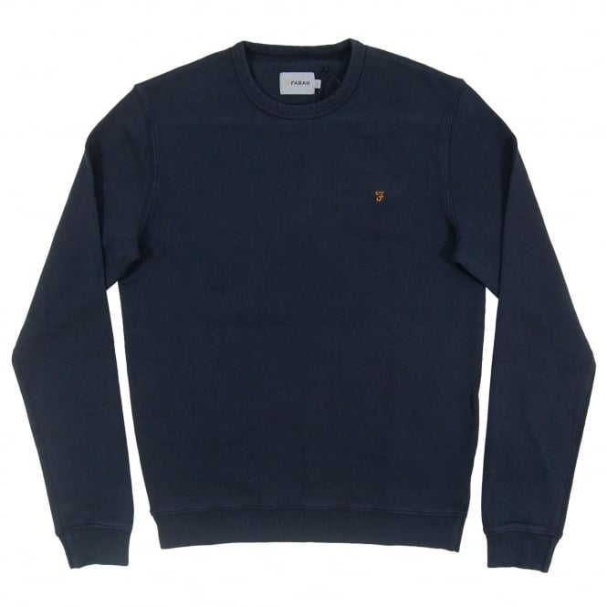 Farah Pickwell Sweatshirt True Navy