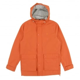 Rourke Parka Jacket Orange