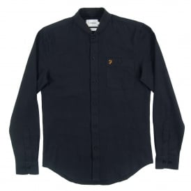 Shipley Bomber Shirt True Navy