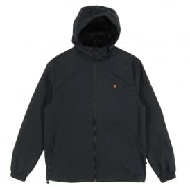 Smith Hooded Jacket Black