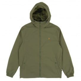 Smith Hooded Jacket Military Green