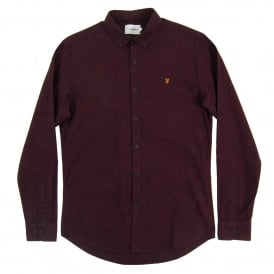 Steen Shirt Damson