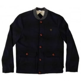 Belmont Check Jacket Pacific