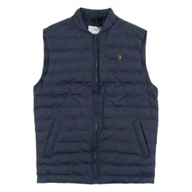 Wheelan Gilet True Navy