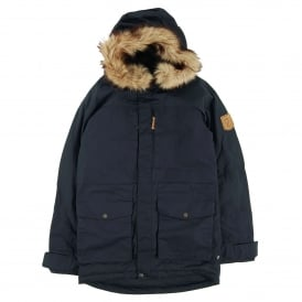 Barents Parka Jacket Dark Navy