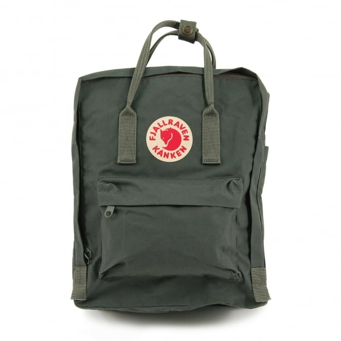 Fjällräven Kånken Backpack 16L Forest Green