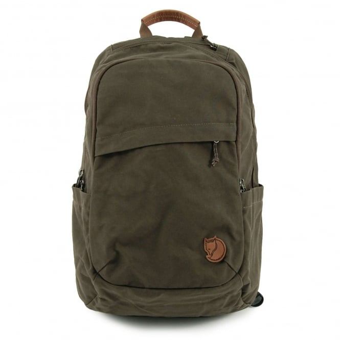Fjällräven Räven Backpack 20L Dark Olive