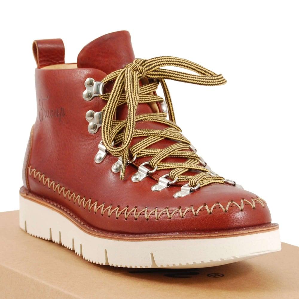 2c2fbaee5ba Fracap Boots M120 Indian Boot Arabian Leather Cut Vibram Sole
