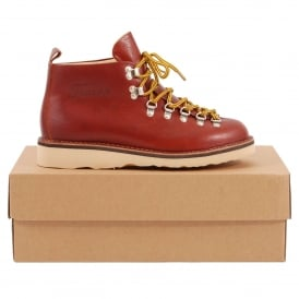 M120 Scarponcino Arabian Leather Natural Vibram Sole