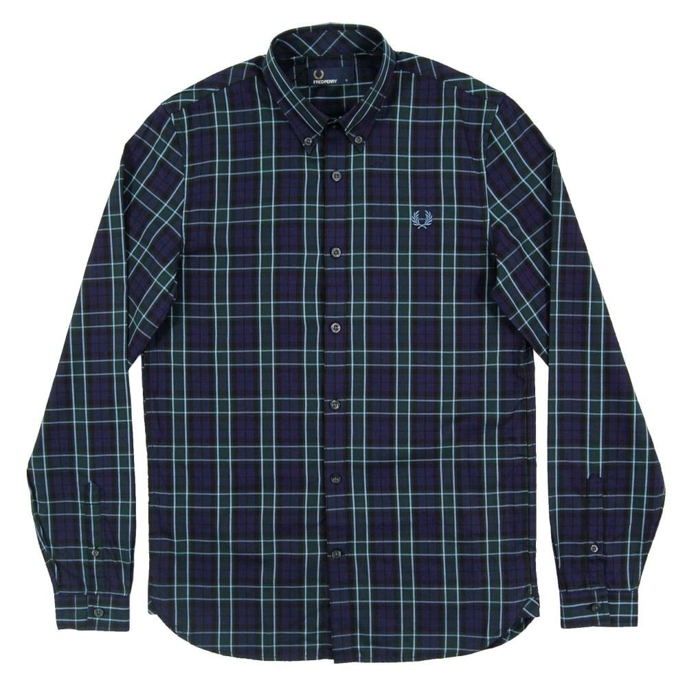 6b895c80 Tartan Shirt Mens Green | Top Mode Depot